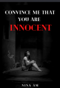 "Book cover ""Convince me that you are innocent """