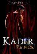 """Portada del libro """"Kader"""""""