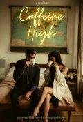 "Book cover ""Caffeine High"""