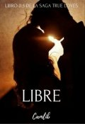 """Portada del libro """"Libre"""""""