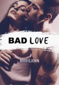 """Portada del libro """"Bad Love"""""""