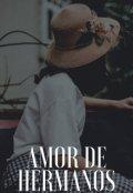 """Portada del libro """"Amor De Hermanos"""""""