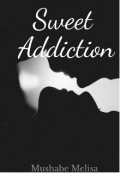 """Book cover """"Sweet Addiction"""""""