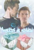 """Portada del libro """"Angelitos de navidad (starker)"""""""