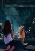 """Portada del libro """"La chica y el gato """""""