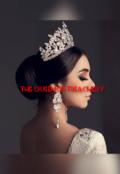 "Book cover ""The queen of treachery"""