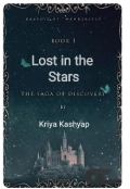 """Book cover """"Lost in the stars."""""""