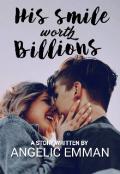 "Book cover ""His Smile Worth Billions"""
