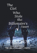 """Book cover """"The Girl Who Stole the Billionaire's Heart"""""""