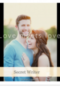 """Book cover """"Love meets love"""""""