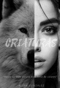 """Portada del libro """"Criaturas"""""""