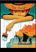 """Portada del libro """"Las Aventuras De Tom Sawyer"""""""