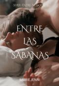 """Portada del libro """"Entre las sábanas"""""""