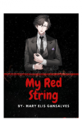 "Book cover ""My Red String"""