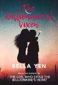 """Book cover """"The Billionaire's Vixen"""""""