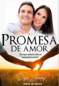 """Portada del libro """"Promesa de amor"""""""