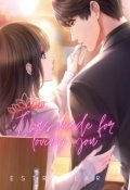 """Book cover """"I Was Made For Loving You"""""""