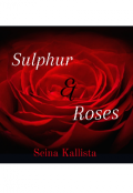 """Book cover """"Sulphur and Roses"""""""