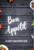 "Book cover ""Bon Appétit (completed)"""