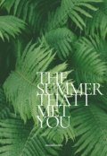 "Book cover ""The Summer that I met You"""