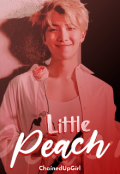 "Book cover ""Little Peach - Jinnam """