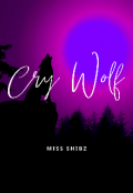 "Book cover ""Cry Wolf"""
