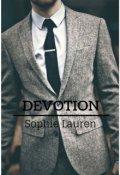 """Book cover """"Devotion"""""""