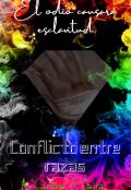 """Portada del libro """"Conflicto entre razas"""""""