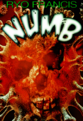 "Book cover ""Numb"""