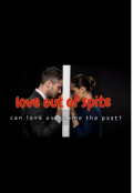 """Book cover """"Love out of spite"""""""