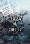 """Portada del libro """"Hada de hielo (one shot)"""""""