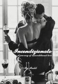 """Book cover """"Incondizionato"""""""