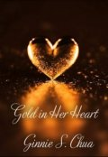 """Book cover """"Gold in Her Heart"""""""