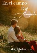 """Portada del libro """"En el campo de Amapola"""""""