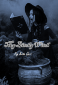 "Book cover ""My Bitchy Witch"""
