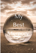 "Book cover ""My best memory"""