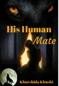 "Book cover ""His Human Mate"""
