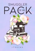 """Book cover """"Smuggler of his Pack"""""""