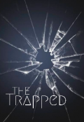 "Book cover ""The Trapped"""