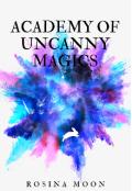 "Book cover ""Academy of Uncanny Magics """