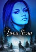 """Portada del libro """"Luna Llena """""""