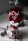 "Book cover ""How to Run"""