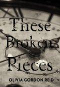 "Book cover ""These Broken Pieces """