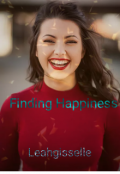 """Book cover """"Finding Happiness. """""""