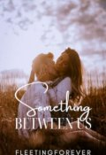 "Book cover ""Something Between Us"""