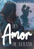 """Portada del libro """"[des] Amor de verano"""""""