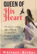 """Book cover """"Queen Of His Heart"""""""