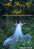 "Book cover ""His Ray Of Light"""