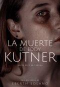 """Portada del libro """"La muerte de Eddy Kutner"""""""