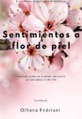 """Portada del libro """"Sentimientos a flor de piel (relato)"""""""